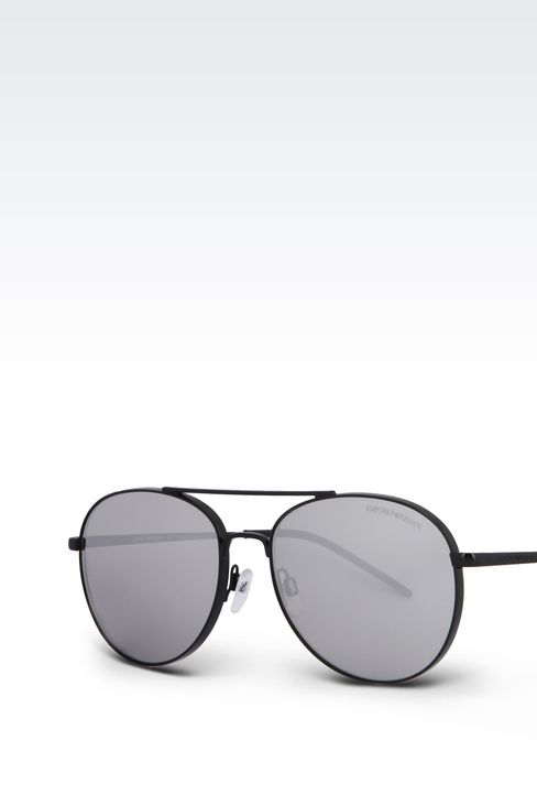 Tinted pilot sunglasses: sunglasses Men by Armani - 2