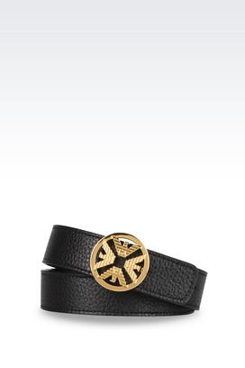 Armani Leather belts Women belts