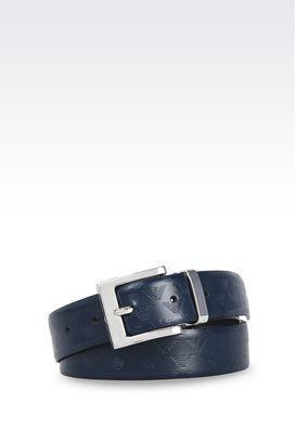 Armani Reversible Belts Men belts