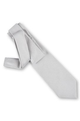 Armani Ties Men patterned jacquard tie