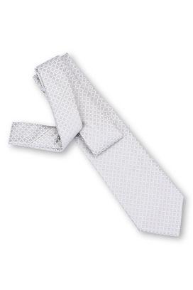 Armani Cravatte Uomo cravatta in seta jacquard a quadri