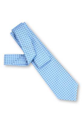 Armani Ties Men patterned silk jacquard tie
