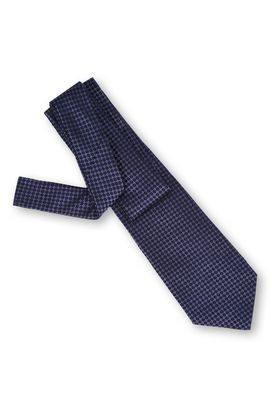 Armani Ties Men patterned silk jacquard tie