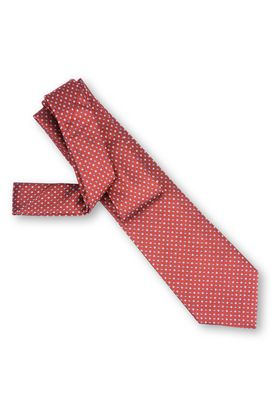 Armani Ties Men silk jacquard tie