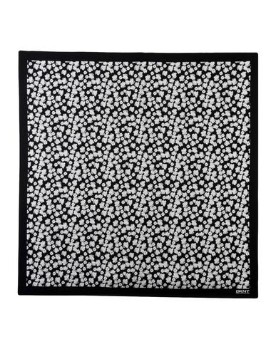 Image of DKNY ACCESSORIES Square scarves Women on YOOX.COM