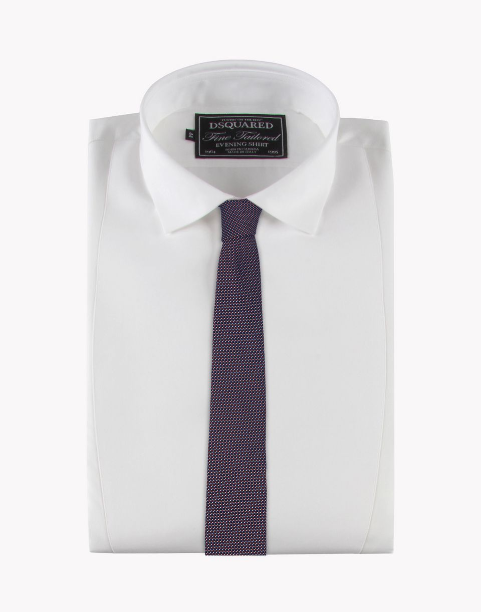 silk-jacquard tie other accessories Man Dsquared2