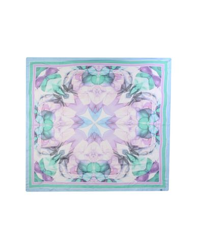Image of ANGELO MARANI ACCESSORIES Square scarves Women on YOOX.COM