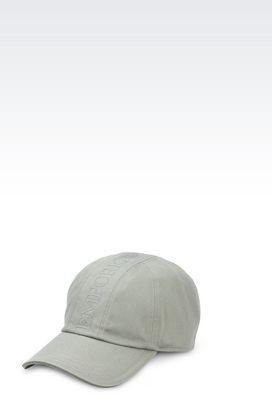 Armani Caps Men other accessories