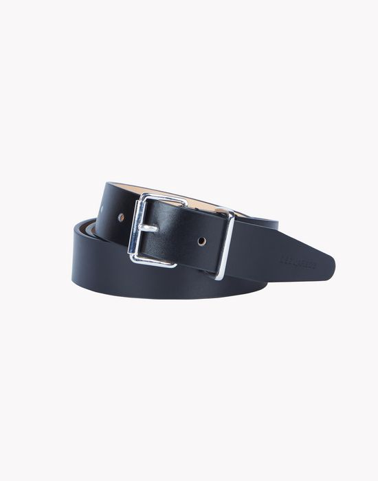 leather belt belts Man Dsquared2