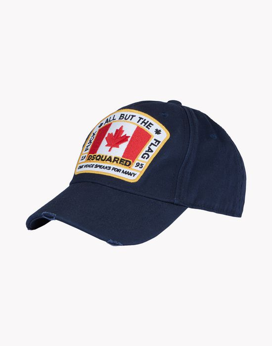 canada patch baseball cap other accessories Man Dsquared2