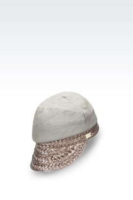 Armani Hats Women other accessories
