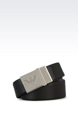 Armani Reversible Belts Men belts