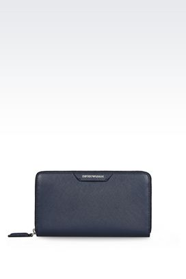 Armani Wallets Women small leather goods