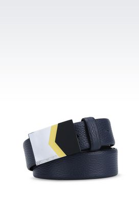 Armani Leather belts Men belts