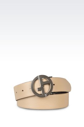Armani Leather belts Men belts