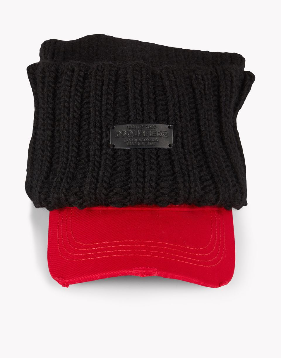 knit beanie cap other accessories Man Dsquared2