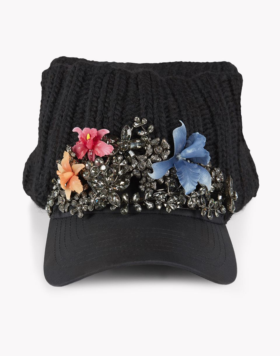 crystal embellished beanie cap other accessories Man Dsquared2