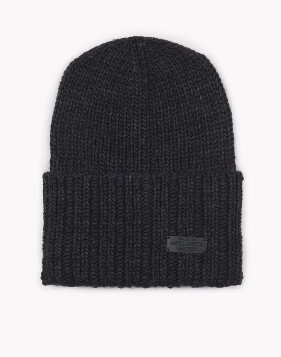 knit beanie other accessories Man Dsquared2