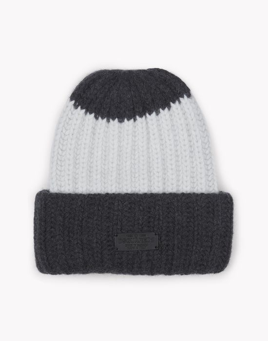 contrast knit beanie other accessories Man Dsquared2