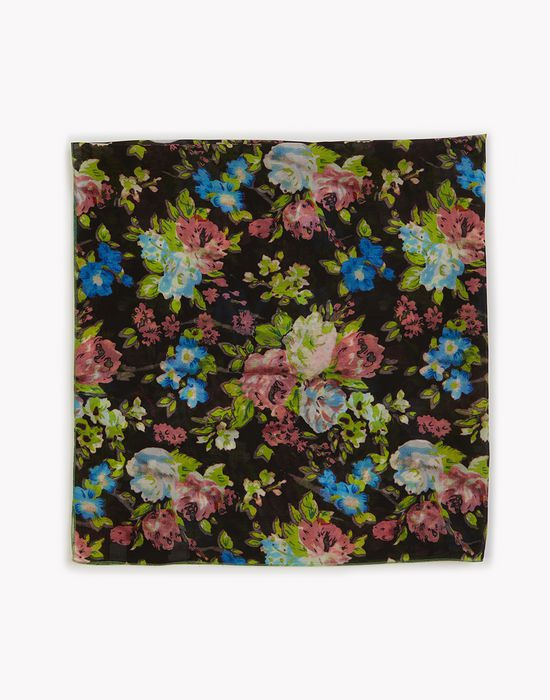 floral print foulard other accessories Man Dsquared2