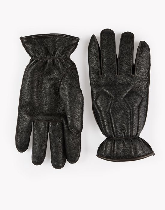 leather mountain gloves weitere accessoires Herren Dsquared2