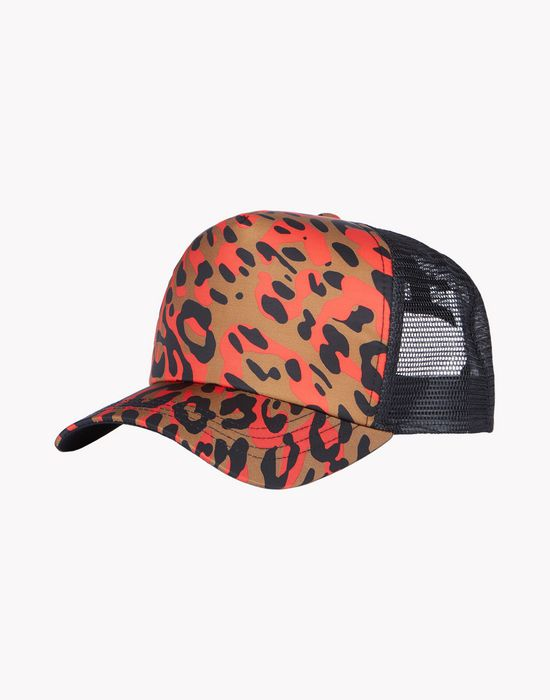 camouflage baseball cap complementos Hombre Dsquared2