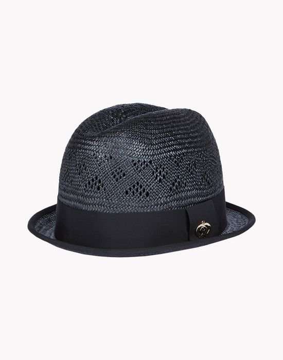 straw hat complementos Mujer Dsquared2