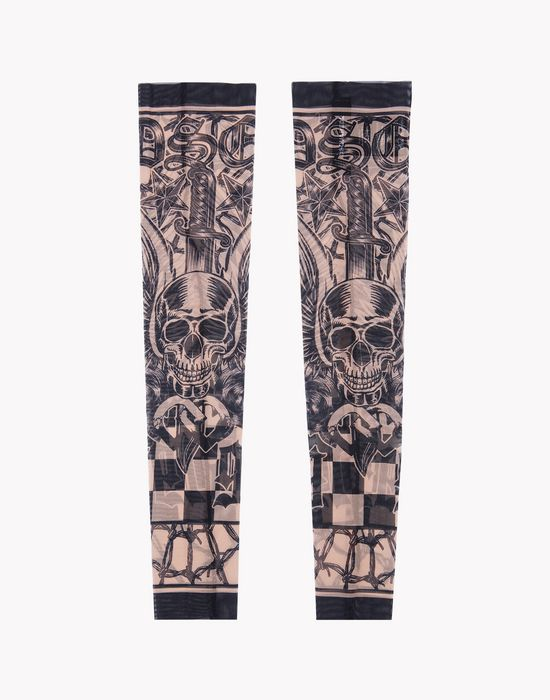 tattoo sleeves other accessories Man Dsquared2