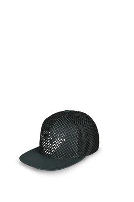 Armani Cappelli con visiera Uomo cappello baseball in tessuto tecnico a rete