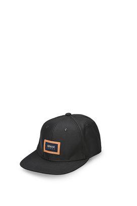 Armani Cappelli con visiera Uomo cappello baseball in canvas