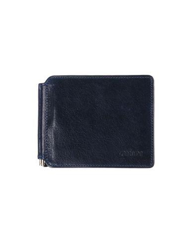 Бумажник GIUDI. Цвет: темно-синий