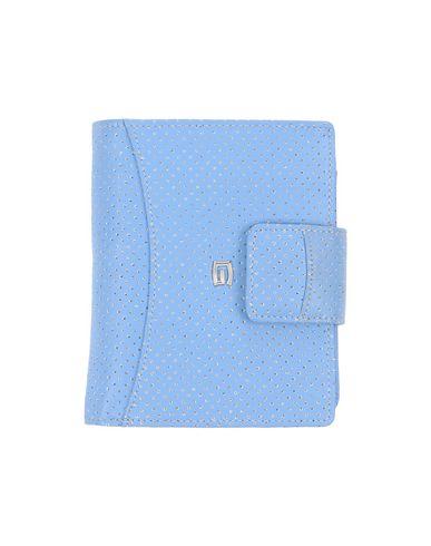 Бумажник GIUDI. Цвет: небесно-голубой
