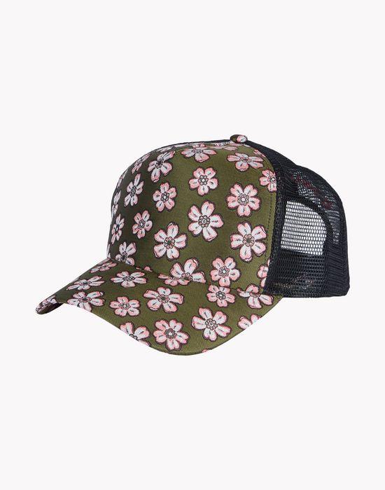 floral baseball cap complementos Hombre Dsquared2
