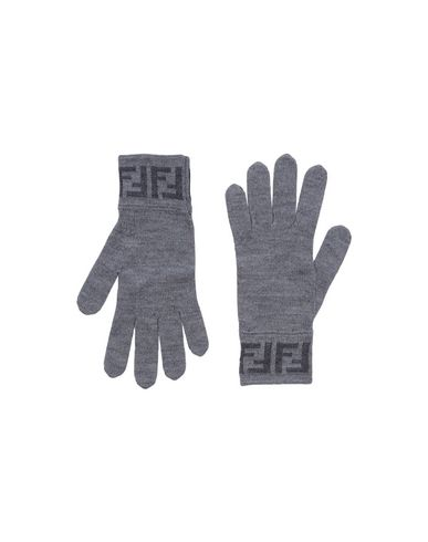 Перчатки FENDI 46507464AB