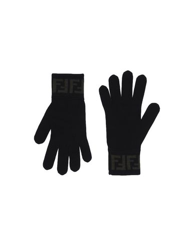 Перчатки FENDI 46507464MO