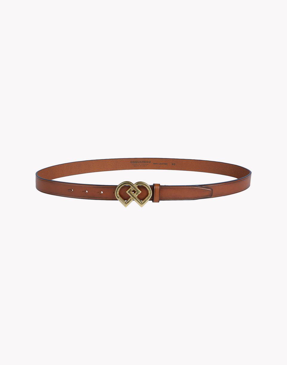 leather dd belt belts Man Dsquared2