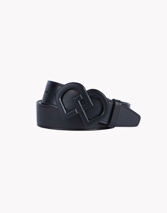 leather dd belt ceintures Homme Dsquared2