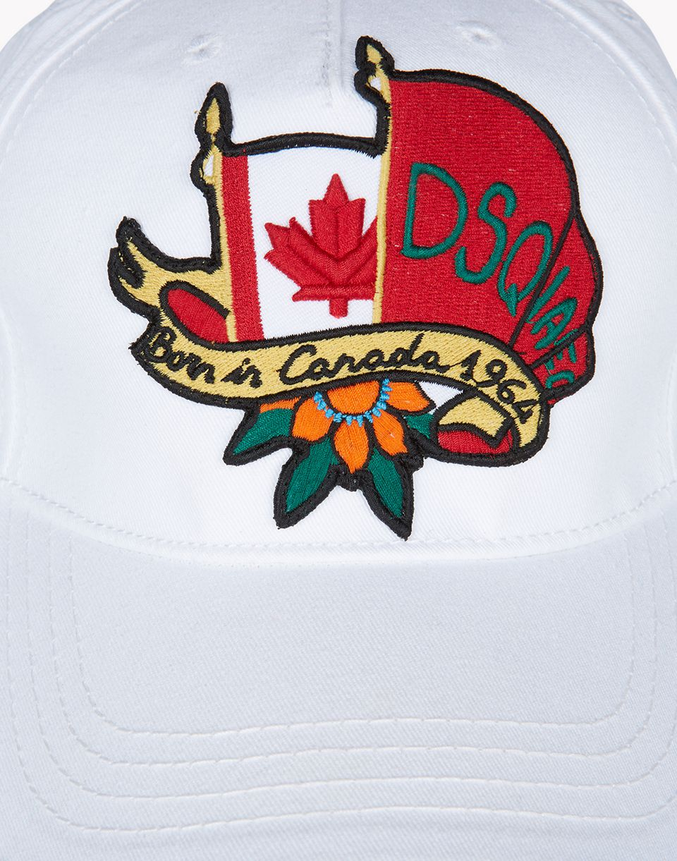 d2 flag baseball cap other accessories Man Dsquared2