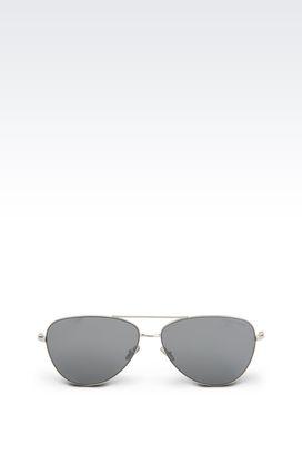 Armani Occhiali da sole Uomo occhiale da sole giorgio armani frames of life collection