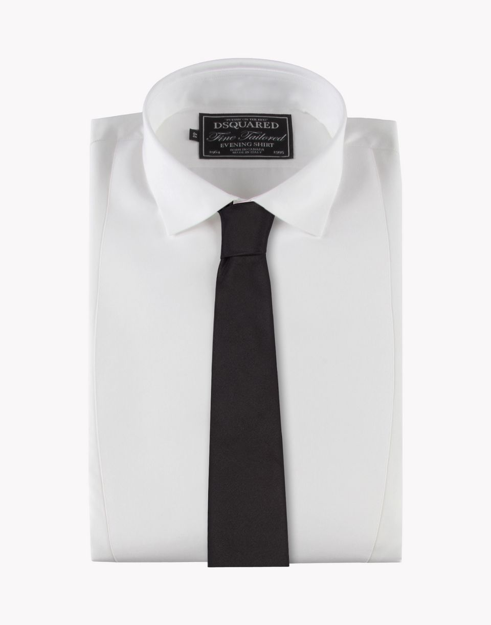satin-silk tie other accessories Man Dsquared2
