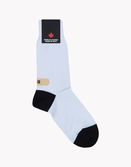 made in canada socks complementos Hombre Dsquared2