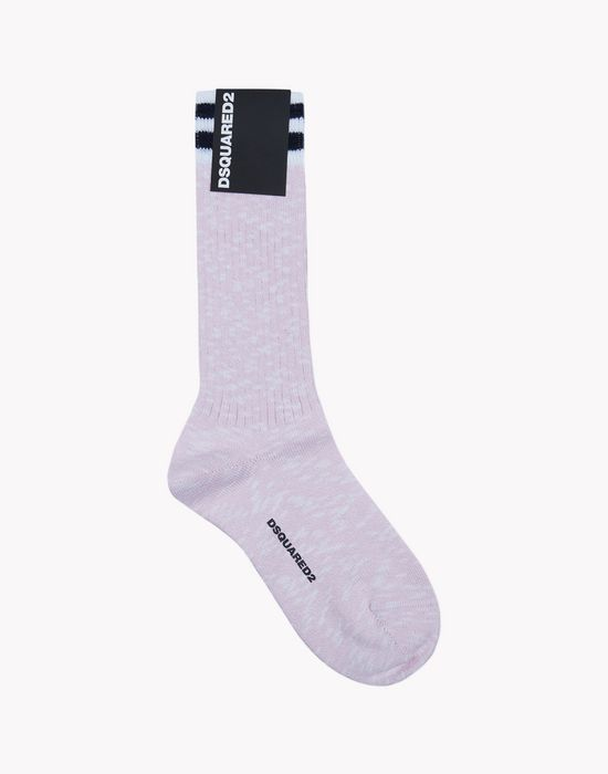 knitted socks complementos Hombre Dsquared2
