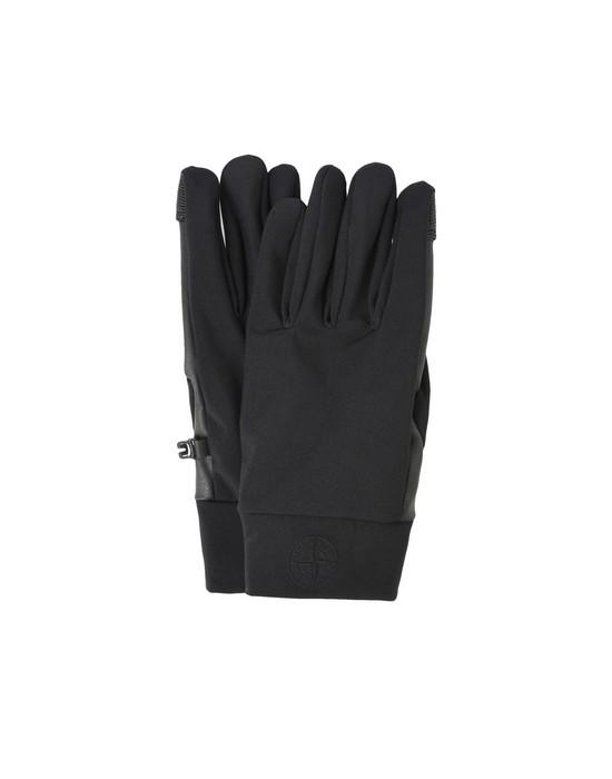 Gloves 92280 SOFT SHELL-R STONE ISLAND - 0