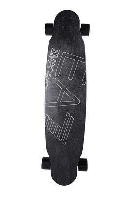 Armani Skateboard Uomo longboard limited edition in bamboo