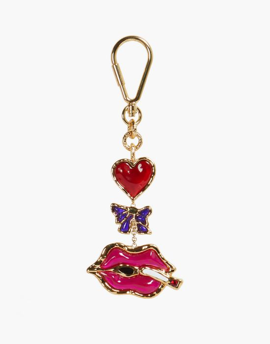 treasure key ring weitere accessoires Damen Dsquared2
