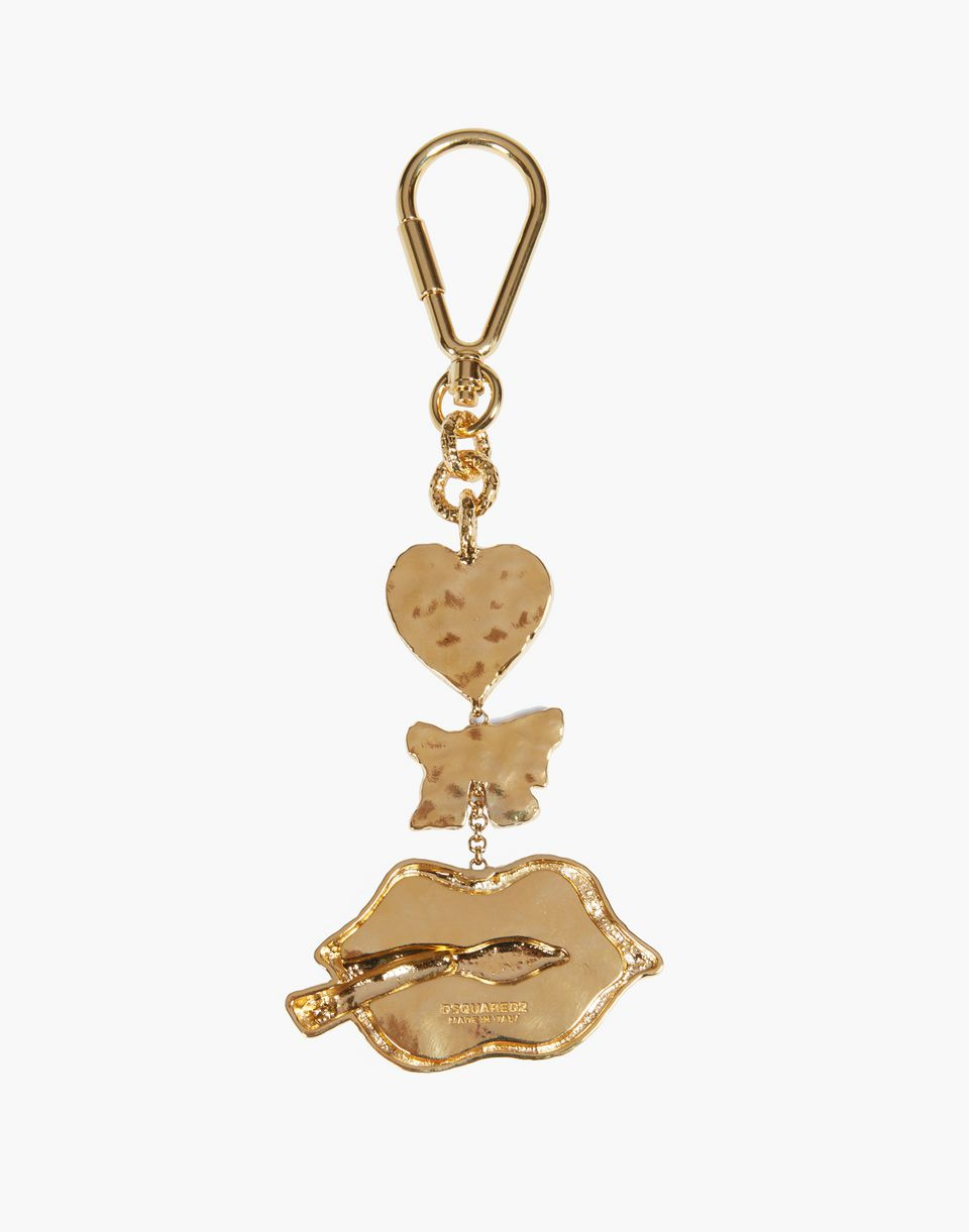 treasure key ring other accessories Woman Dsquared2