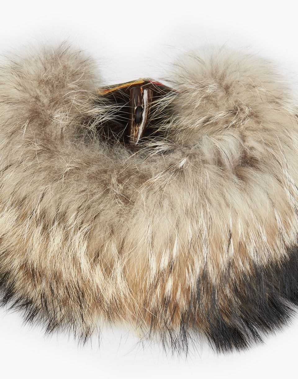 fur corduroy trapper cap other accessories Woman Dsquared2