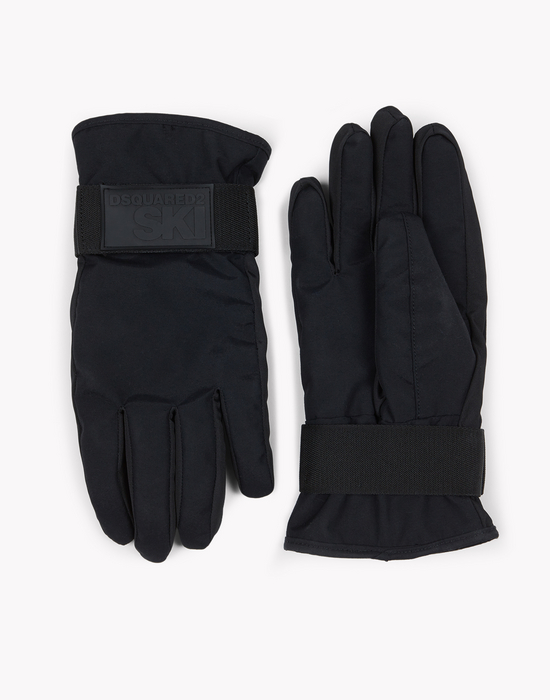 technical ski gloves complementos Hombre Dsquared2