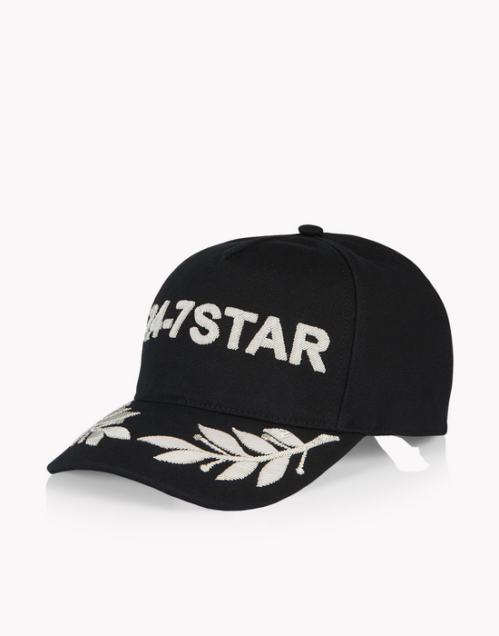 24-7 star baseball cap complementos Hombre Dsquared2