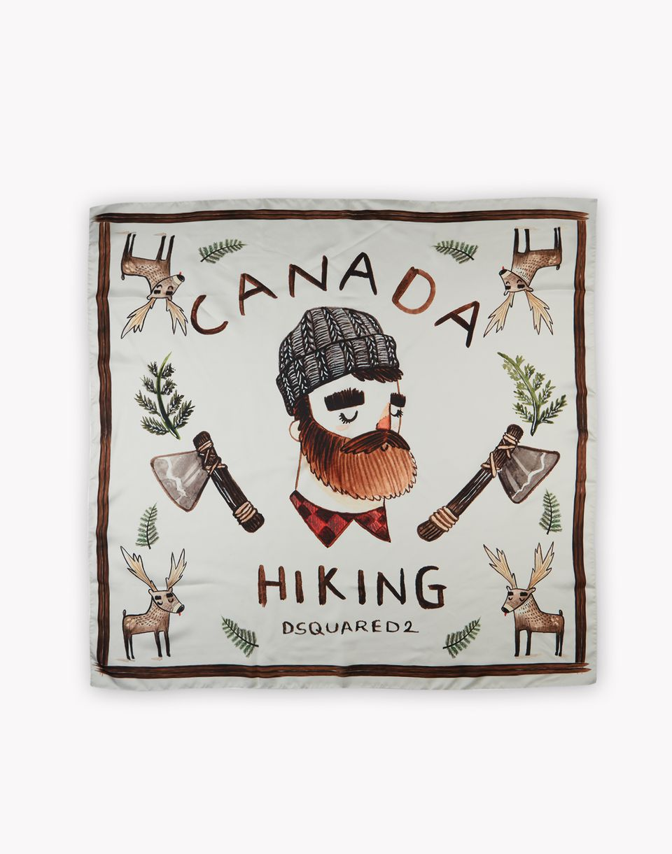 canada hiking foulard other accessories Man Dsquared2